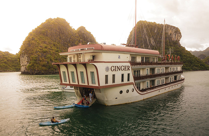 Ginger Cruise