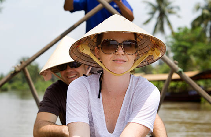The magic of Mekong Delta 4 Days